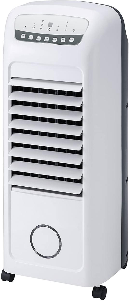 THREEUP(スリーアップ) 加湿機能付温冷風扇 ヒート&クール HCT1802の商品画像3