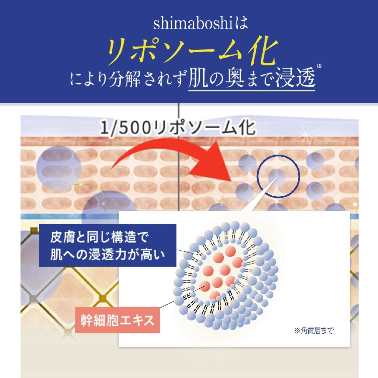 shimaboshi(シマボシ) レストレーションセラムの商品画像5
