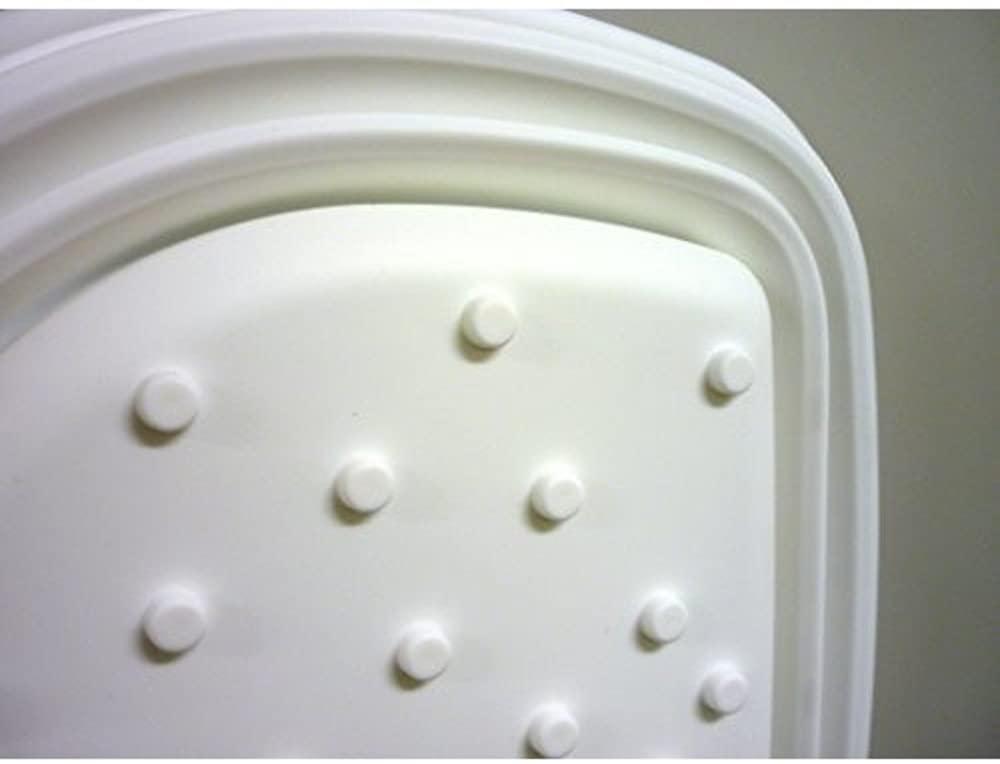 POSE(ポゼ) シリコン洗い桶 ホワイトの商品画像2