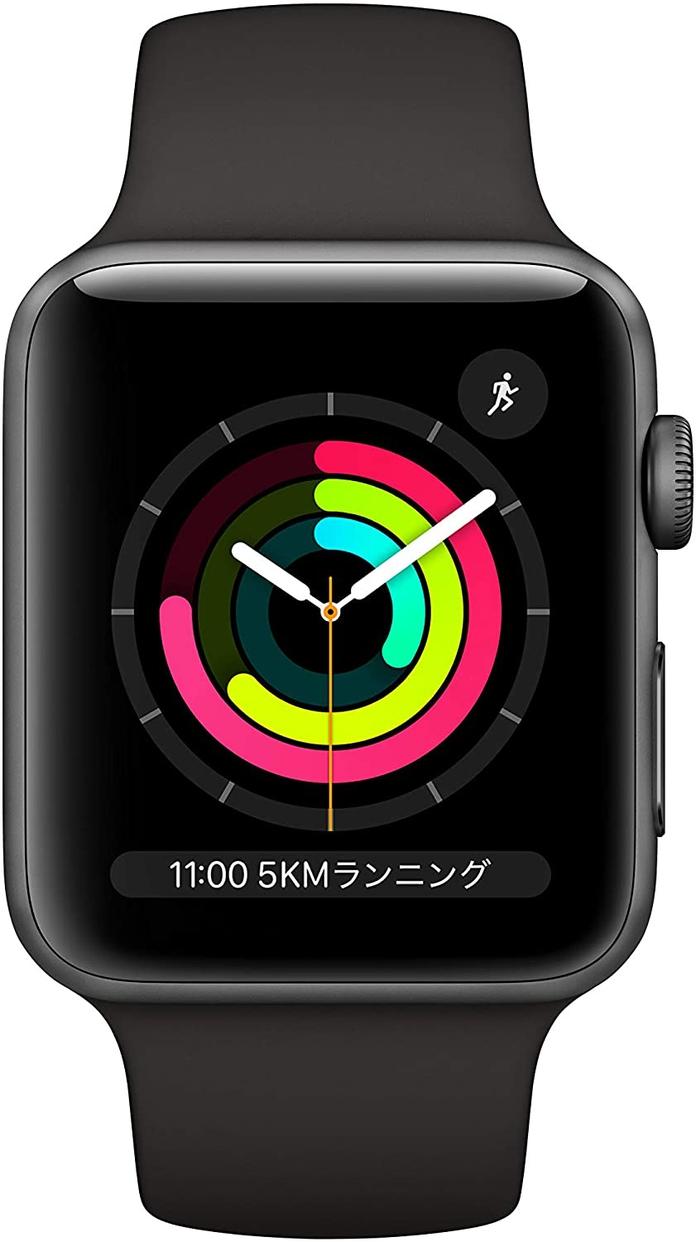 Apple(アップル) Apple Watch Series3(GPSモデル) MTF32J/Aの商品画像2