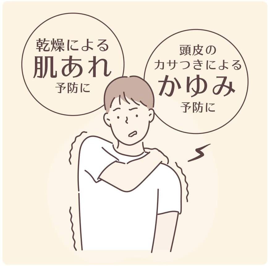 MINON(ミノン) ミノン メン 薬用全身シャンプーの商品画像4