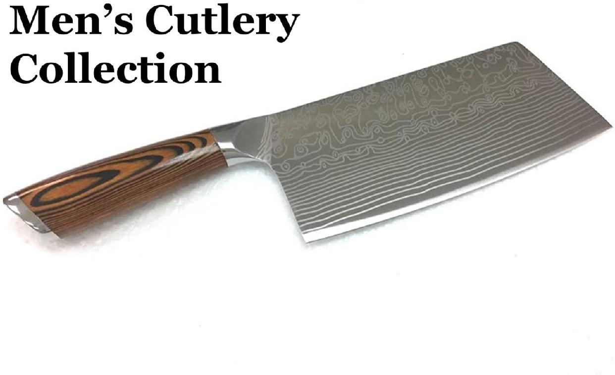 SAMURAI CUTLERY(サムライカトラリー) タイガーキッチンナイフ 30cmの商品画像2