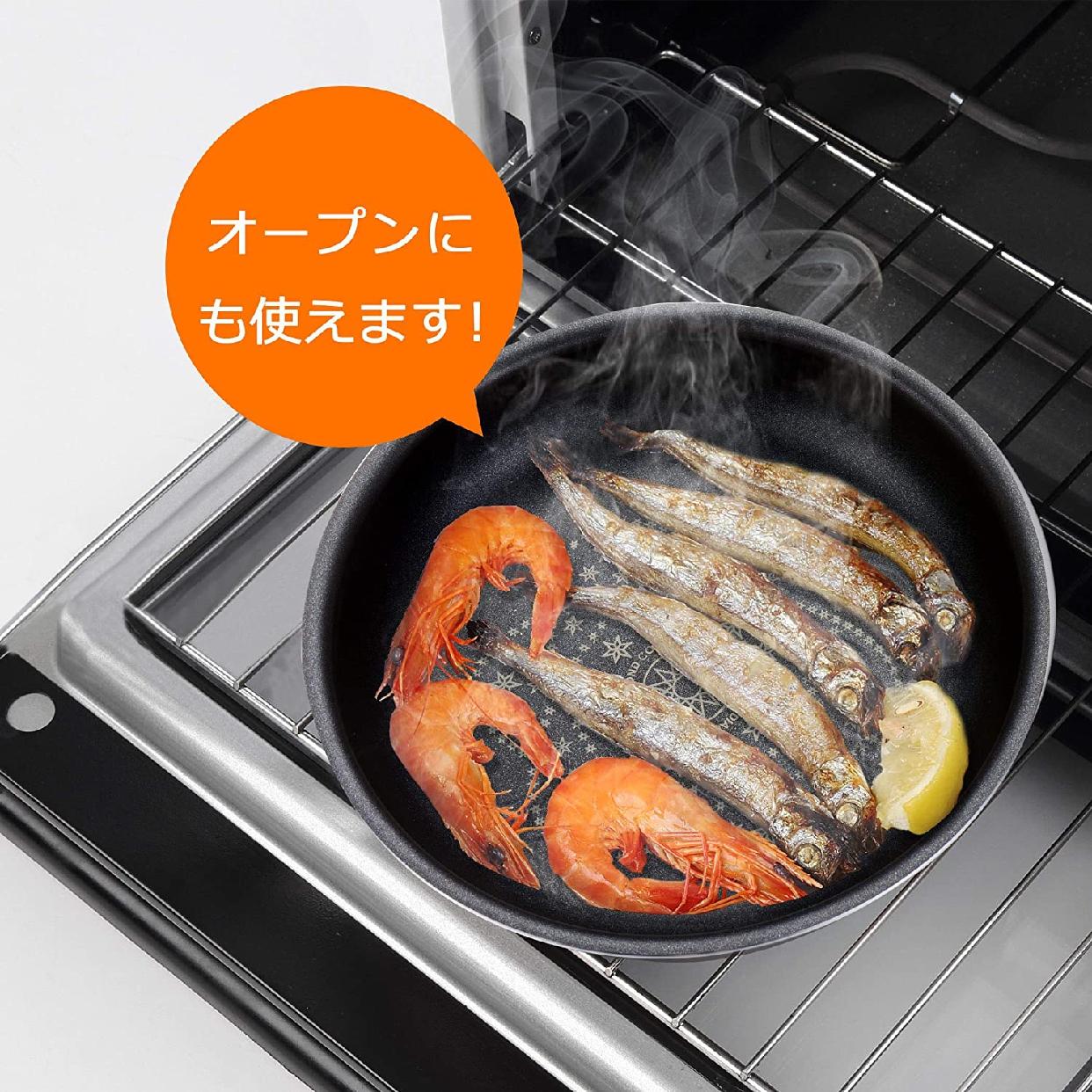 COOKSMARK(クックスマーク)ダイヤモンドコートパン 6点セットの商品画像8