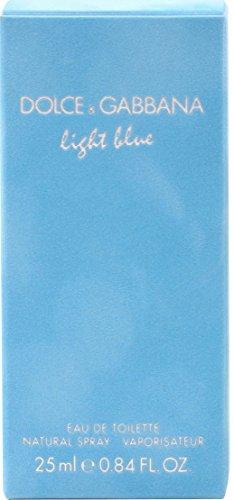 DOLCE&GABBANA BEAUTY(ドルチェ&ガッバーナ ビューティ) ライトブルー オードトワレの商品画像2