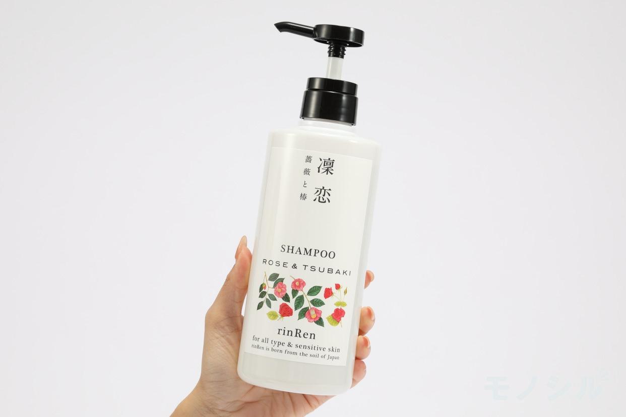 凛恋(rinRen) レメディアル シャンプー ローズ&ツバキの商品画像2 手持ちの商品画像