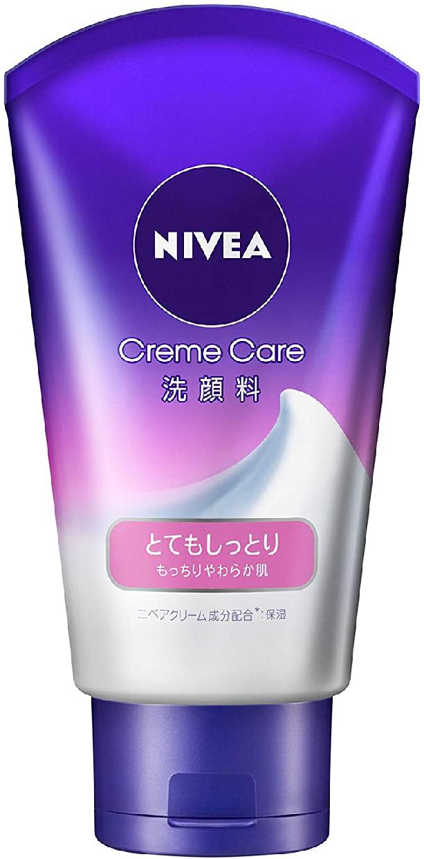 NIVEA(ニベア)クリームケア 洗顔料 とてもしっとり