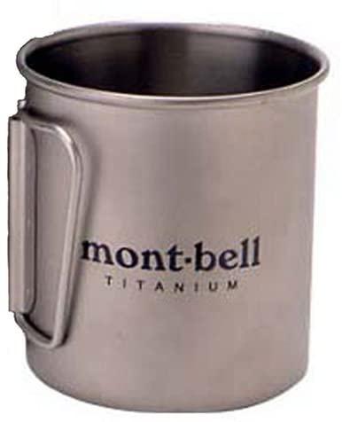 mont-bell(モンベル) チタンカップ450 #1124515の商品画像