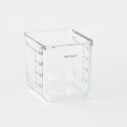 KEYUCA(ケユカ) monolim 計量カップ 200mlの商品画像2