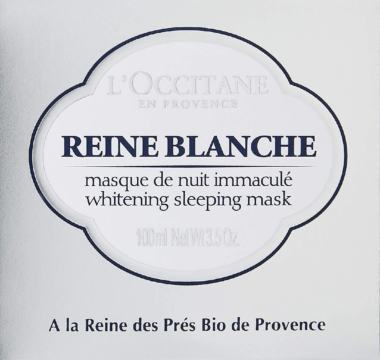 L'OCCITANE(ロクシタン)レーヌブランシュ ホワイトニングオーバーナイトケアの商品画像2