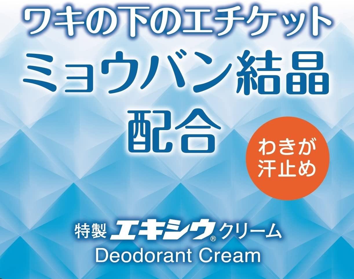 exsiu(エキシウ) 特製エキシウクリームの商品画像2