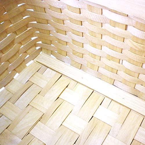 DEAN&DELUCA(ディーンアンドデルカ)蓋つきバスケットL クリームの商品画像5