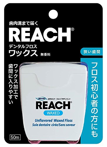 REACH(リーチ) デンタルフロスの商品画像
