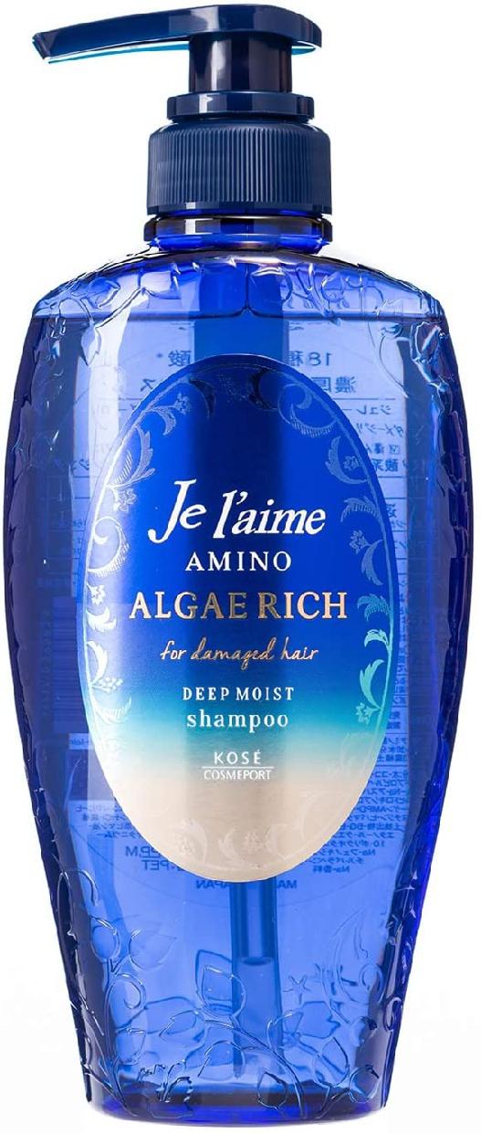 Je l'aime(ジュレーム) アミノ アルゲリッチ シャンプー(ディープモイスト)の商品画像5