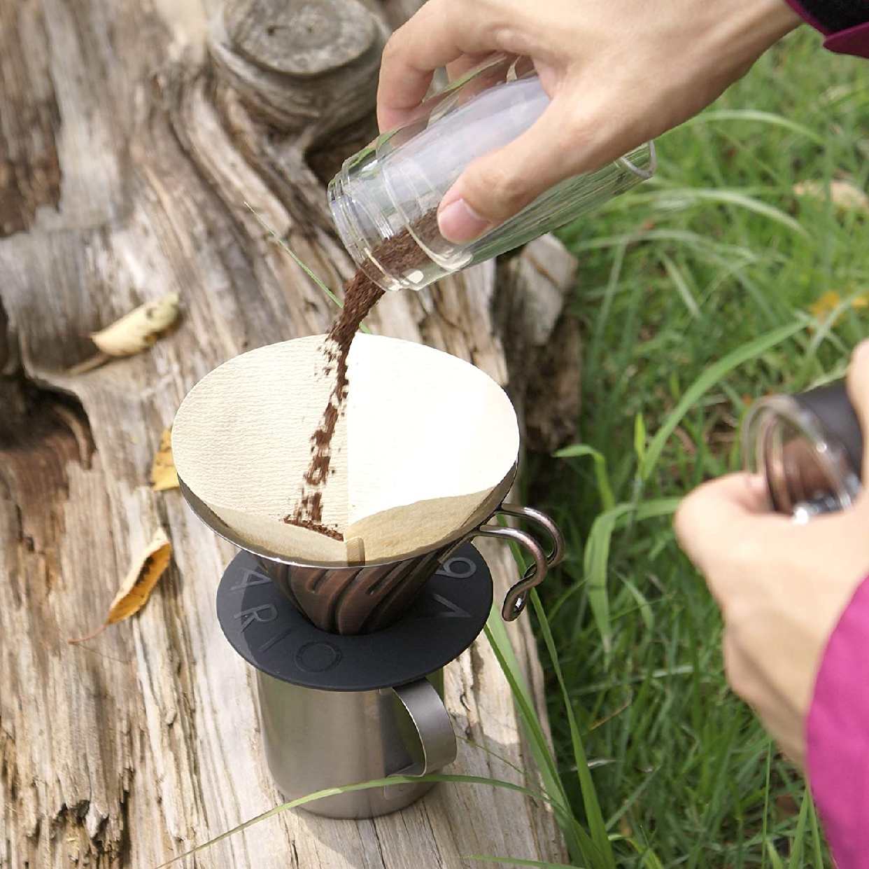 HARIO(ハリオ) コーヒーミル・セラミックスリム MSS-1TBの商品画像6
