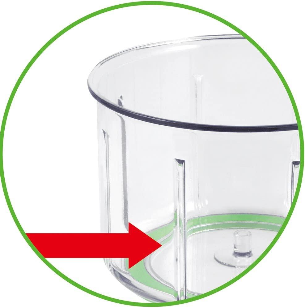 T-fal(ティファール) ハンディチョッパー 500ml K09304 グリーンの商品画像7