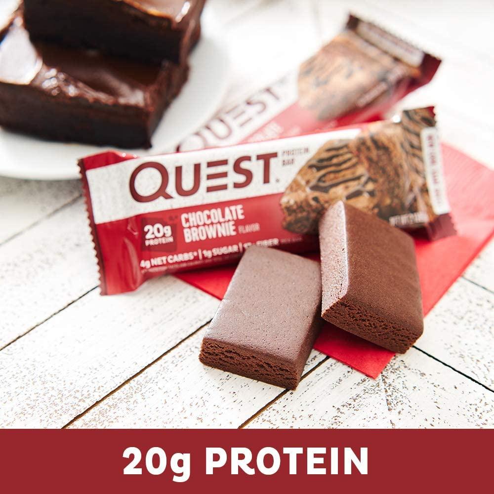 Quest Nutrition(クエストニュートリション) プロテインバーの商品画像5