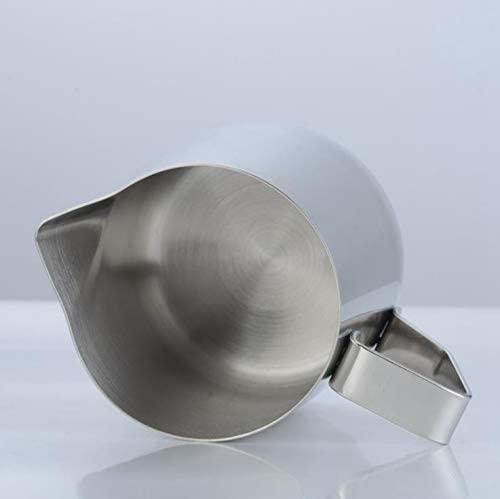 Drawihi(ドラウィヒ)ステンレス製 ミルクジャグ 350ml シルバーの商品画像5