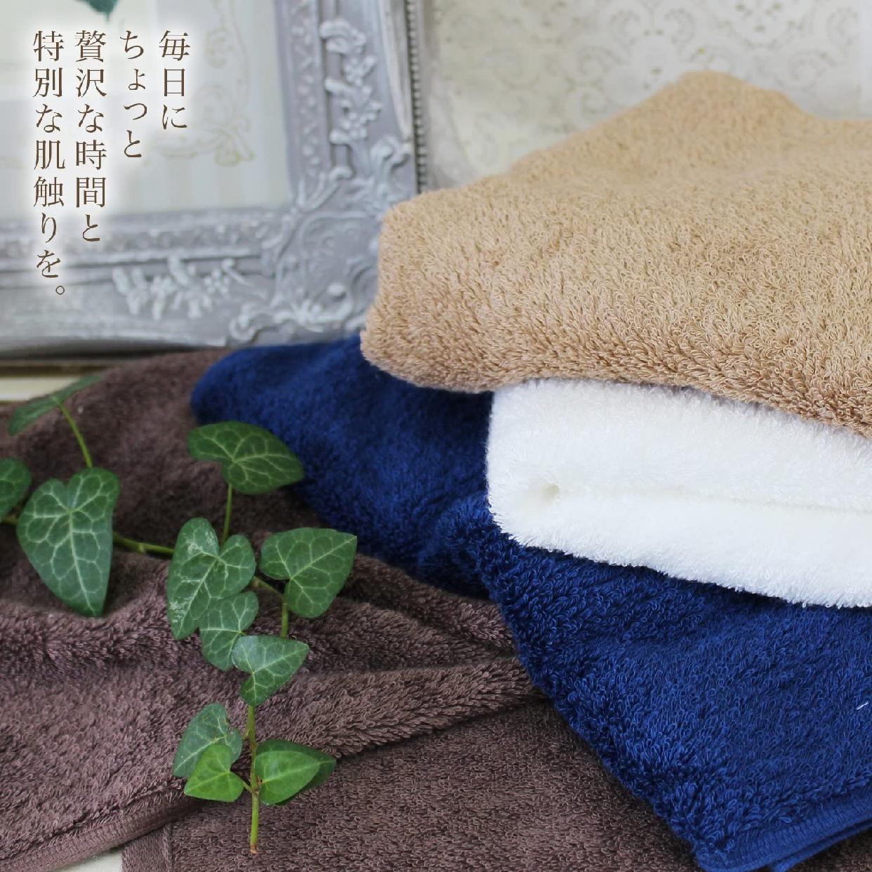 hiorie(ヒオリエ) ホテルスタイルタオルの商品画像6