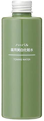 無印良品(むじるしりょうひん)ハーバル薬用美白化粧水
