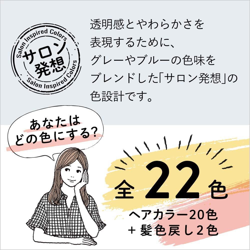 liese(リーゼ)泡カラー 髪色もどしの商品画像5