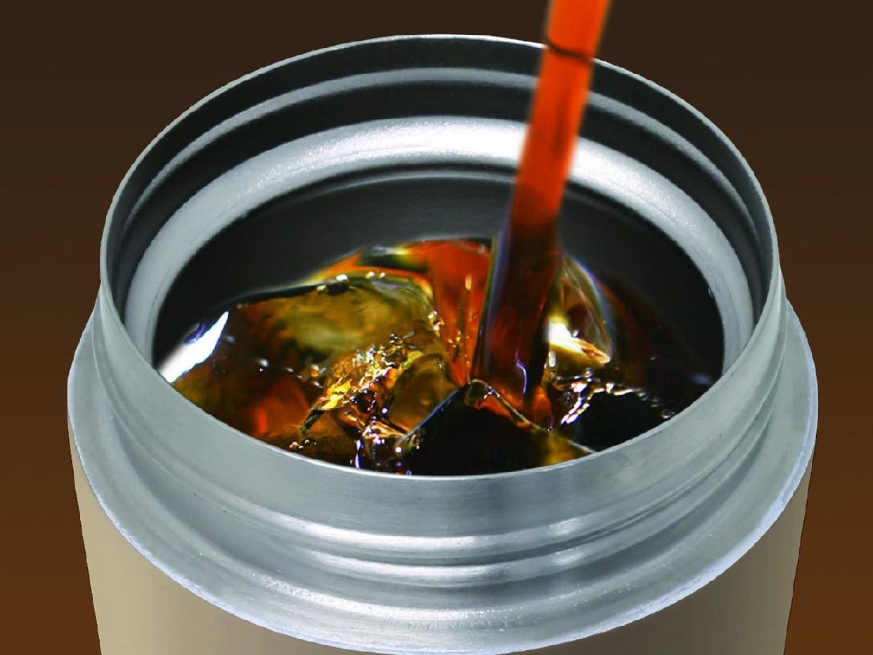 ASVEL(アスベル) 真空断熱携帯タンブラー 290ml シャンパンゴールドの商品画像5