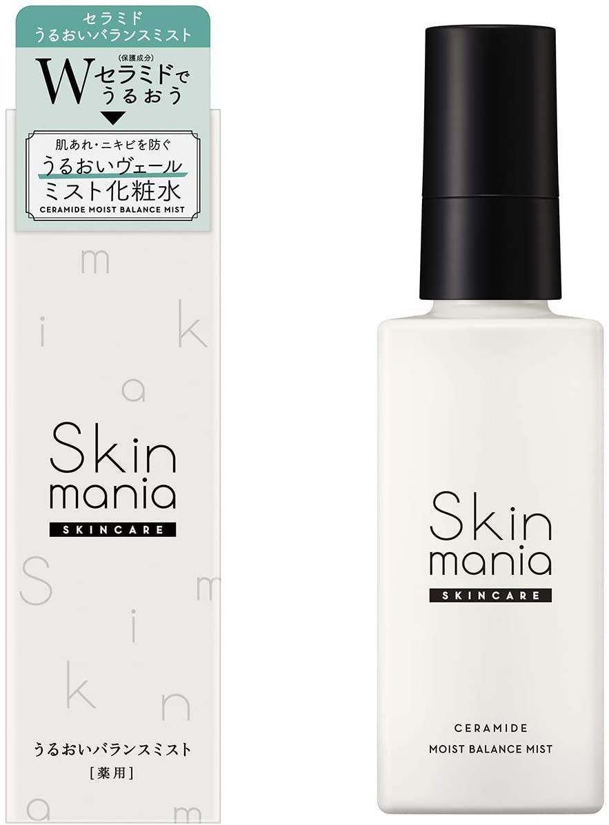 Skin mania(スキンマニア) セラミド うるおいバランスミストの商品画像