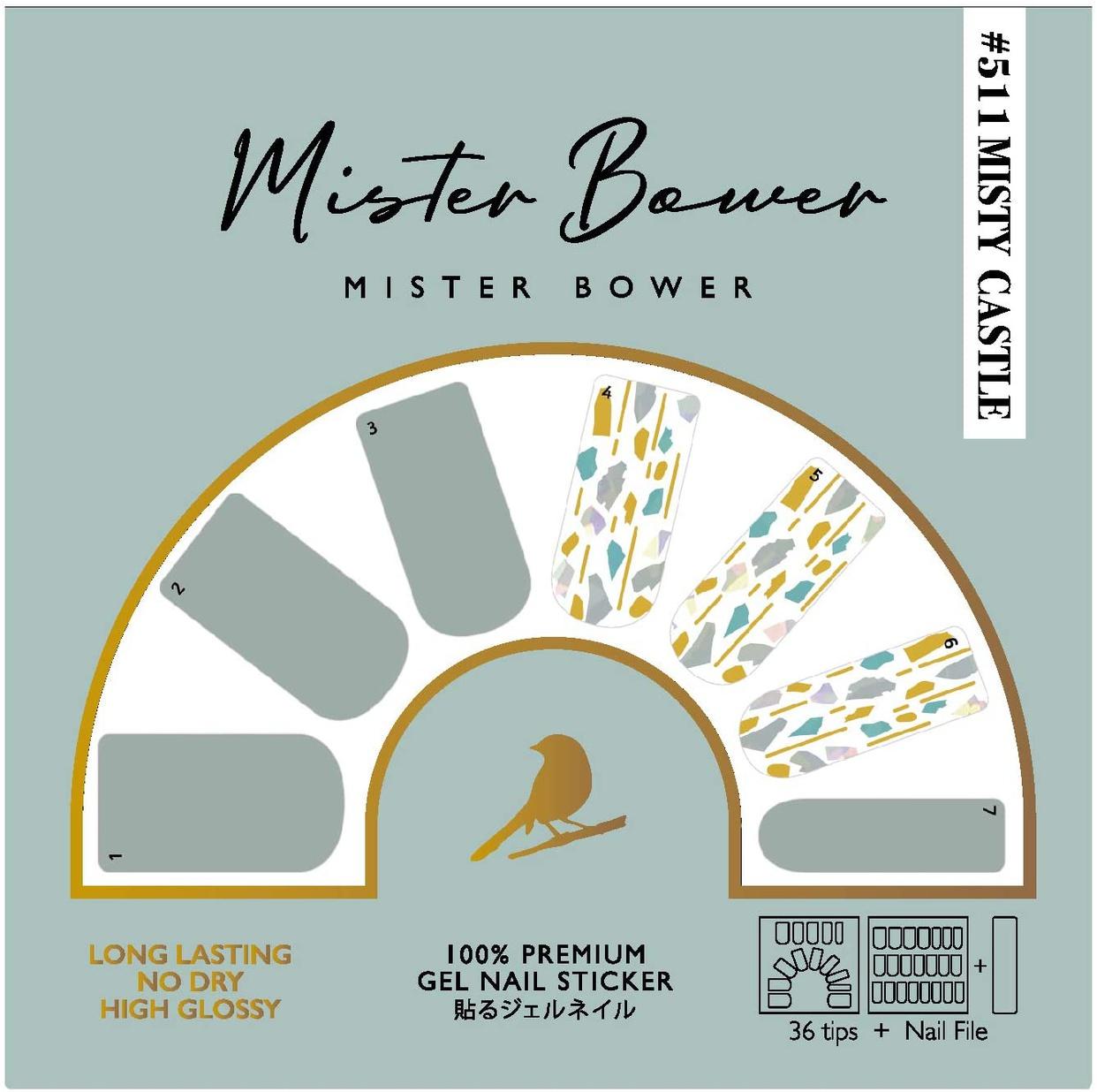 MISTEAR BOWER(ミスターバウアー) #511 MISTY CASTLEの商品画像