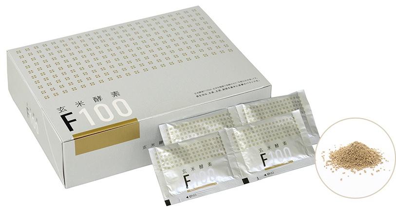 玄米酵素 玄米酵素F100(顆粒)の商品画像