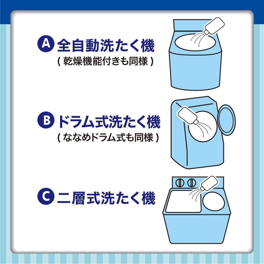 エステー洗浄力 洗たく槽クリーナーの商品画像6