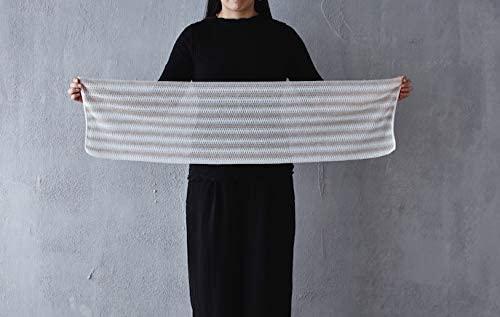 藤栄(ふじえい)ボディタオル ナチュラル ブレス オーガニックコットン BL-403の商品画像3