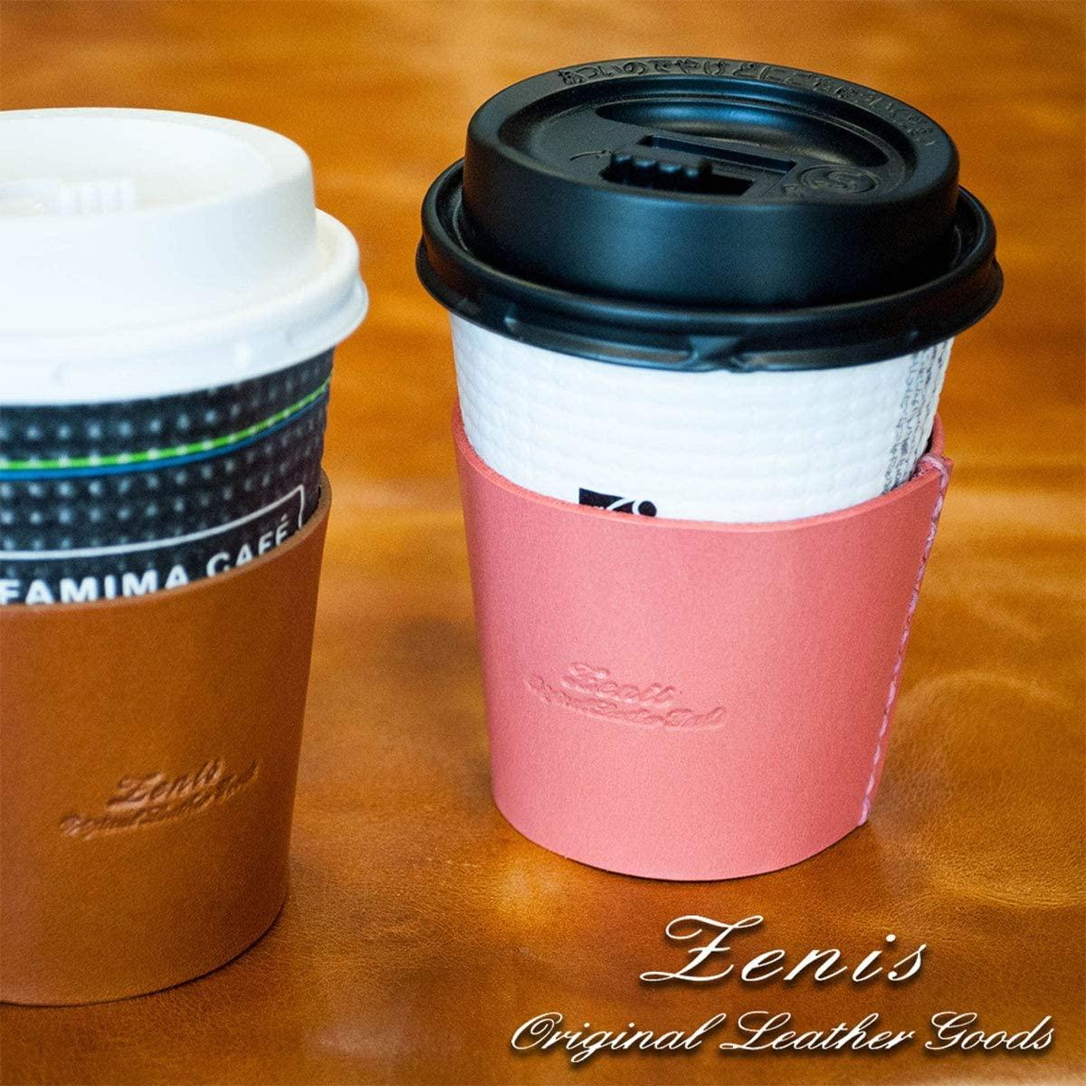 Zenis(ゼニス)ナチュラルレザー カップホルダー B-0127の商品画像9