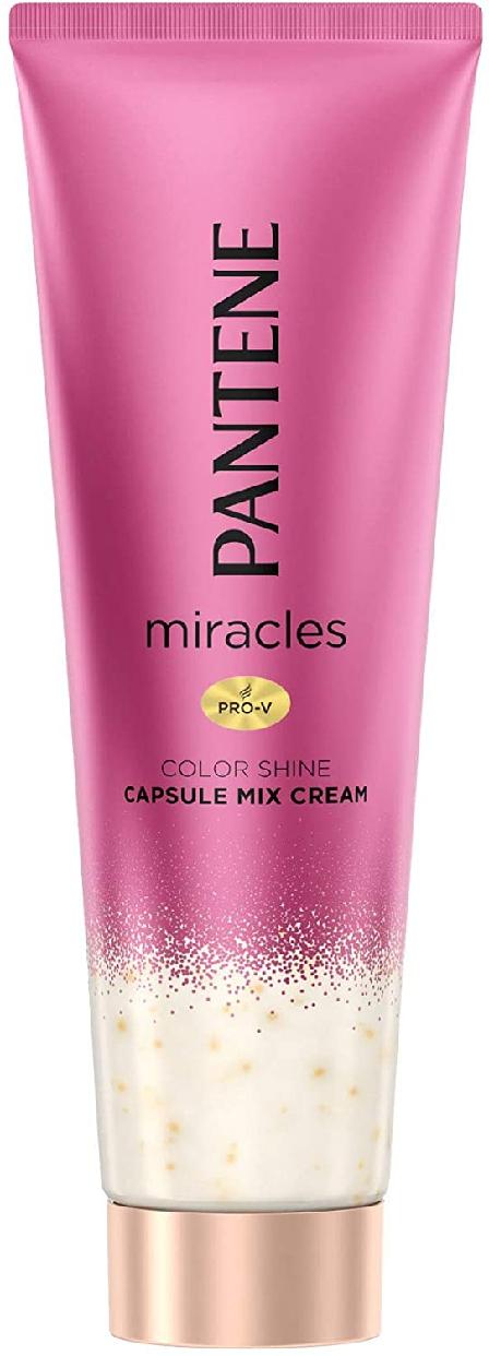PANTENE(パンテーン) ミラクルズ カラーシャイン  カプセルミックスクリーム