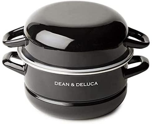 DEAN & DELUCA(ディーンアンドデルーカ)キャセロールL ブラック(18cm)の商品画像