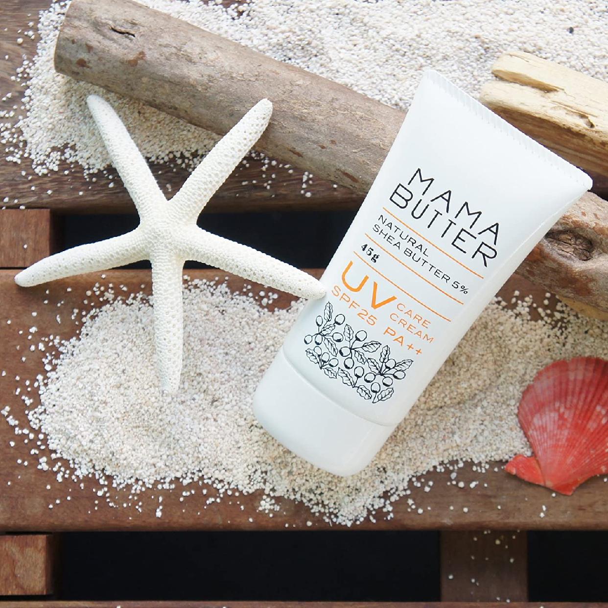 MAMA BUTTER(ママバター) UVケアクリームの商品画像9