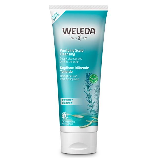 WELEDA(ヴェレダ) ローズマリー スカルプクレンジングの商品画像