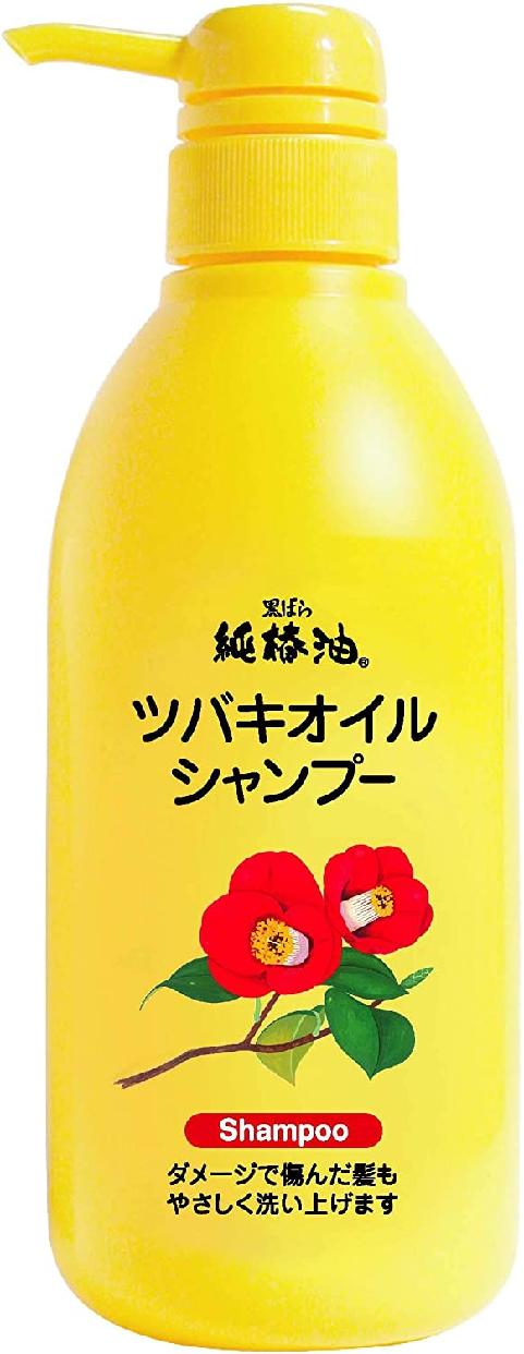 純椿油 ツバキオイル シャンプーの商品画像