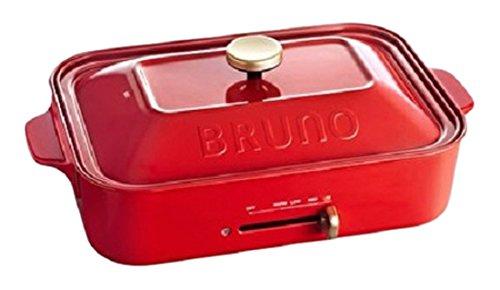 BRUNO(ブルーノ)コンパクトホットプレート BOE021