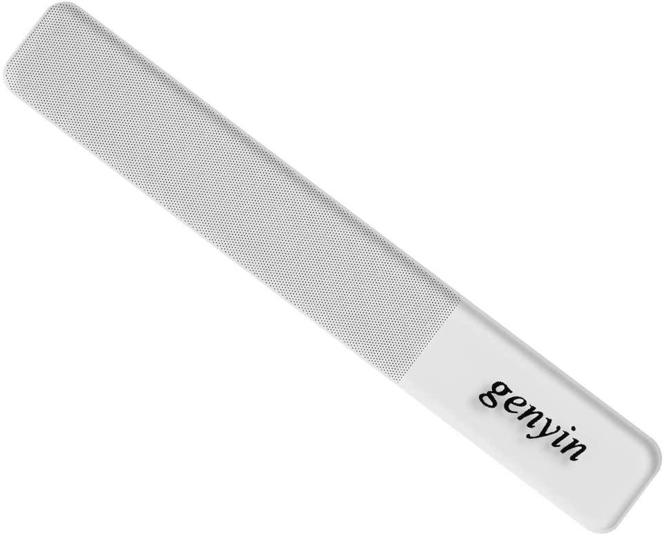 genyin(ゲンイン) 爪やすり 爪磨き ガラス製の商品画像