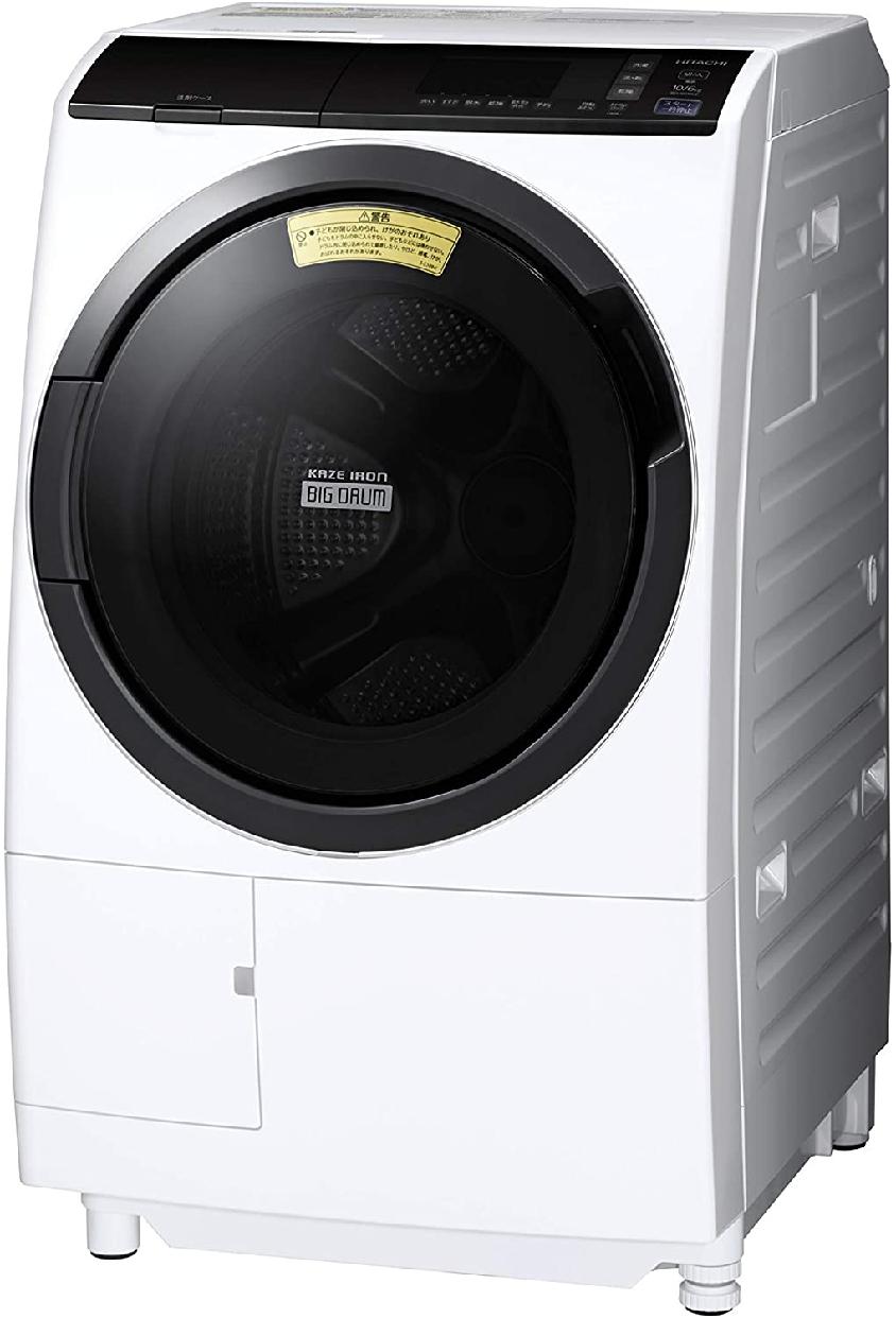 日立(HITACHI) ビッグドラム ドラム式洗濯乾燥機 BD-SG100E