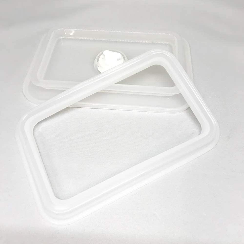 富士ホーロー(FUJIHORO) ヴィードシリーズ 深型角容器M  VD-M.Wの商品画像5