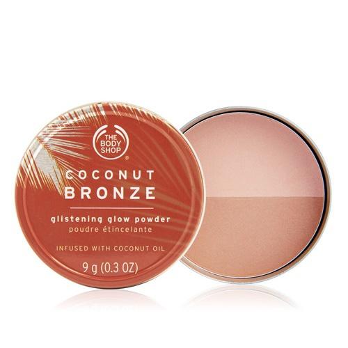 THE BODY SHOP(ザボディショップ) ココナッツブロンズ グリスニンググロウパウダーの商品画像