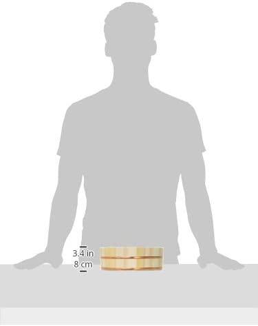 星野工業 飯台 寿司桶 24cmの商品画像4