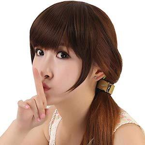 CEXIN(セシン) レディース 前髪ウィッグの商品画像