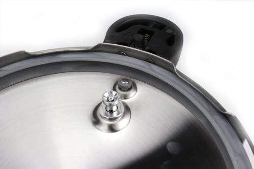 パール金属(PEARL) クイックエコ 3層底切り替え式圧力鍋 H-5041の商品画像20
