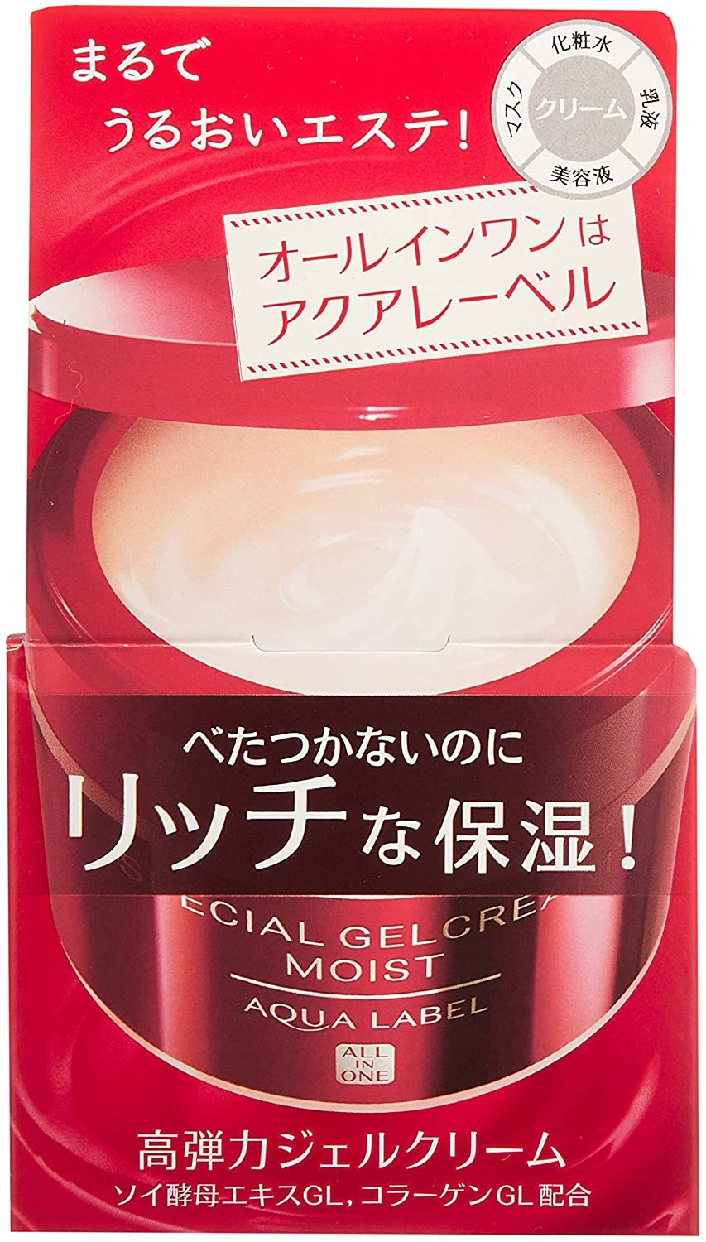 AQUALABEL(アクアレーベル) スペシャルジェルクリームA (モイスト)の商品画像7
