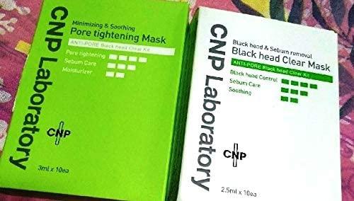 CNP Laboratory(チャアンドパク ラボラトリー) ブラックヘッド クリアキット