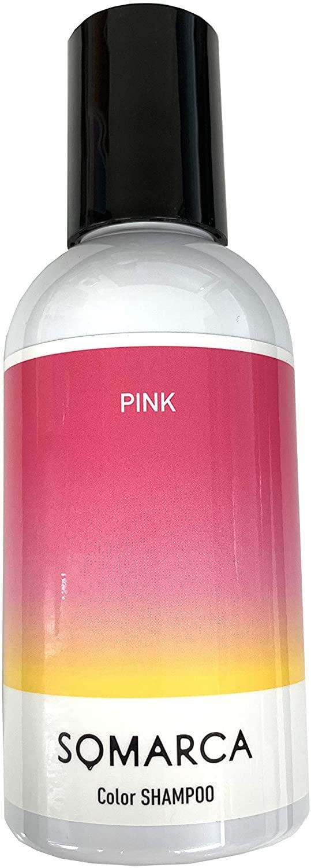 SOMARCA(ソマルカ) ホーユー カラーシャンプー ピンク
