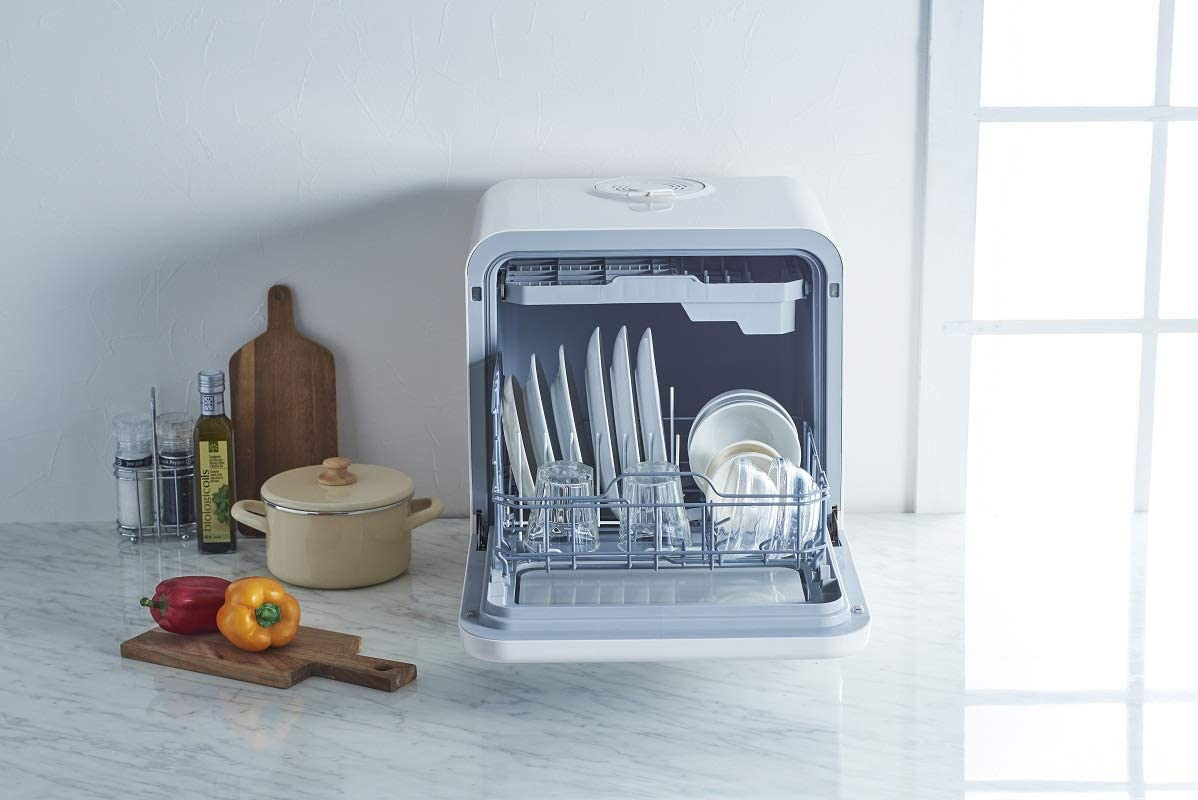 VERSOS(ベルソス) 食器洗い乾燥機 ホワイト VS-H021の商品画像6