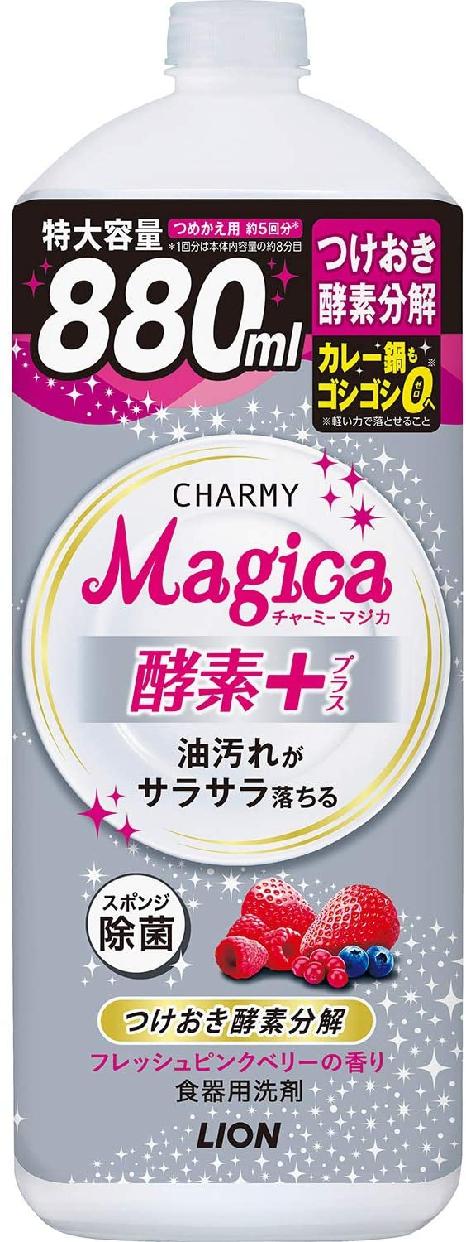 CHARMY(チャーミー) Magica 酵素プラス フレッシュピンクベリーの香り 詰め替え用の商品画像