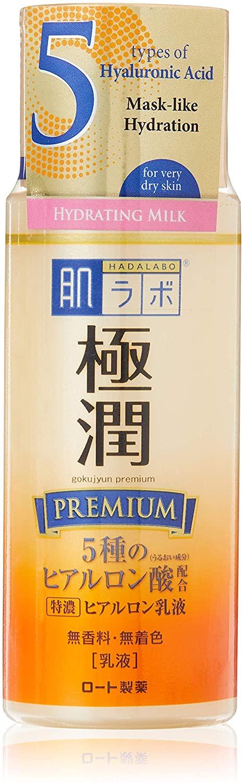 肌ラボ(HADALABO) 極潤プレミアム ヒアルロン乳液
